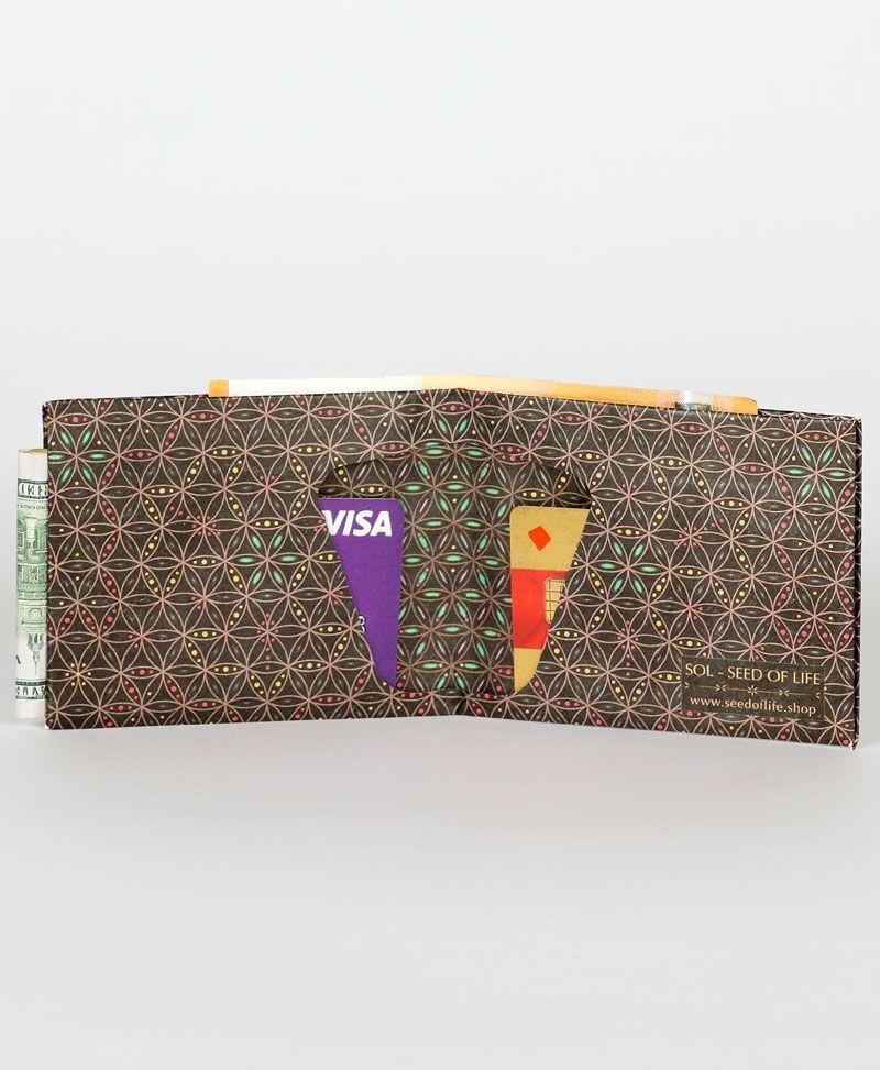 seed-of-life-slim-paper-tyvek-wallet-thin-wallet-for-men-vegan-sacred-geometry-gift