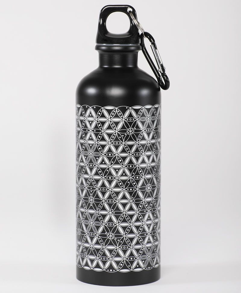 seed-of-life-stainless-steel-clip-on-water-bottle