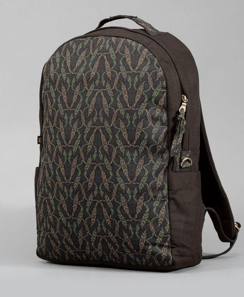 Nyoka Backpack- Round
