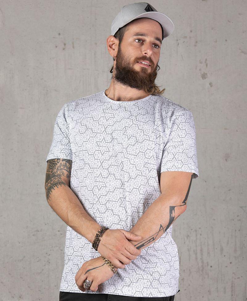 Kubic T-shirt ➟ White
