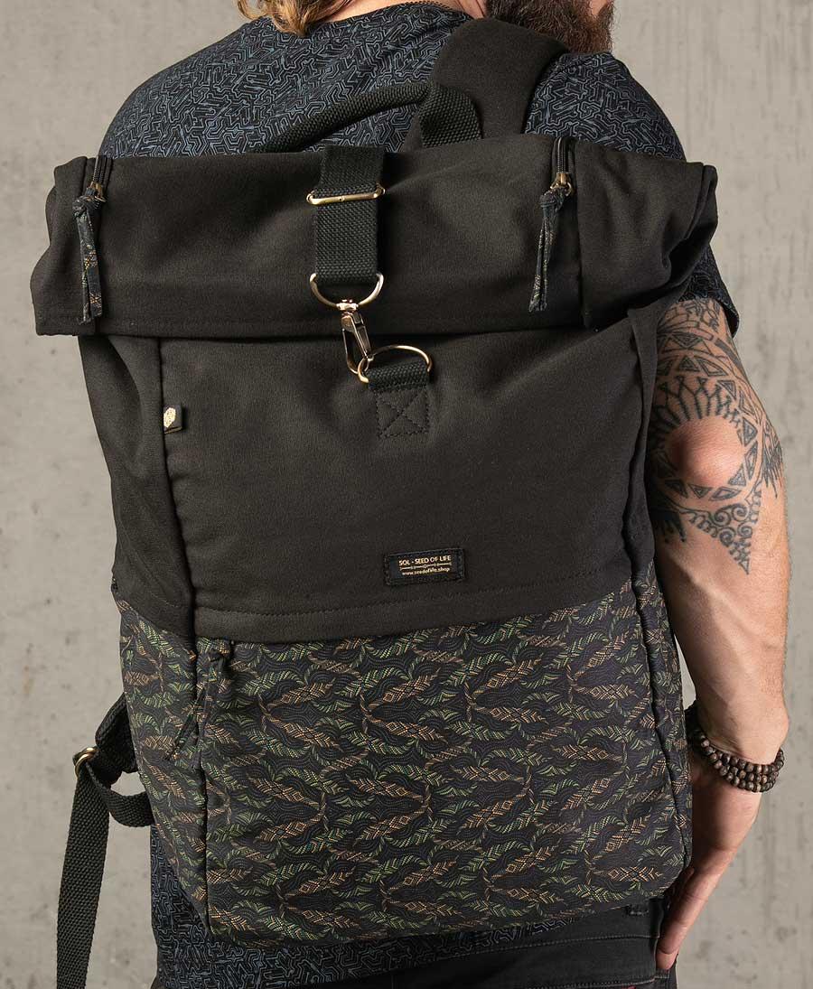 Nyoka Roll-Top Backpack 45L