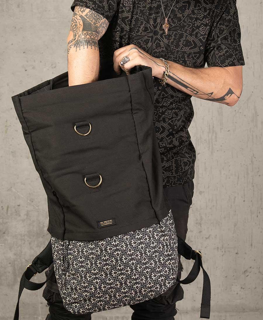 Hamsa Roll-Top Backpack 45L