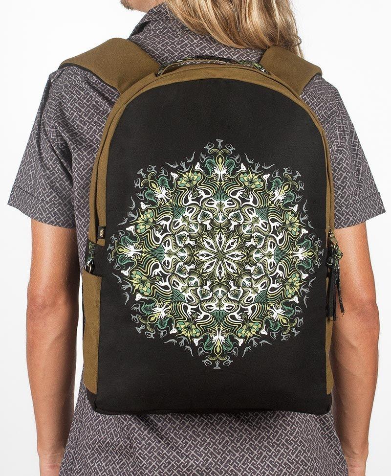 Lotusika Backpack - Round