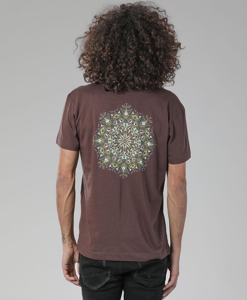 Lotusika T-shirt ➟ Brown