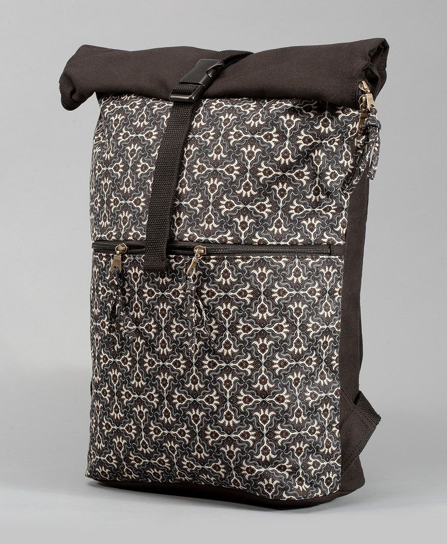 Hamsa Roll-Top Backpack 25L