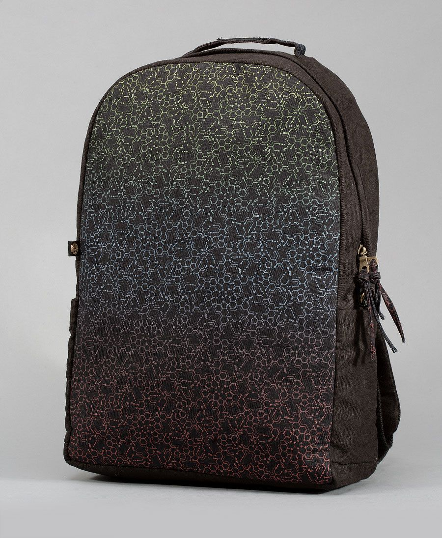 LSD Molecule Backpack- Round