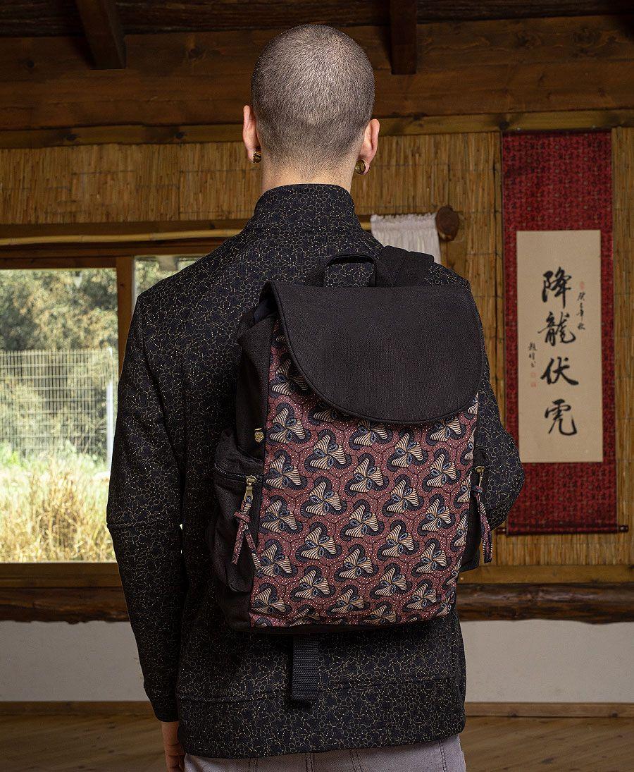Fungi Backpack - Black