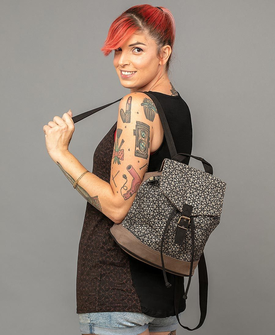 Hempi Mini Backpack