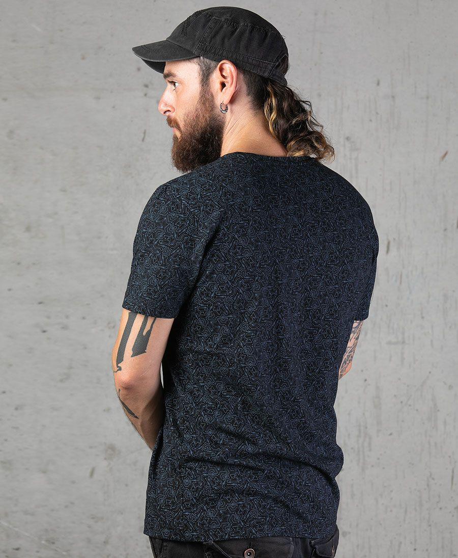 Plonter T-shirt ➟ Black