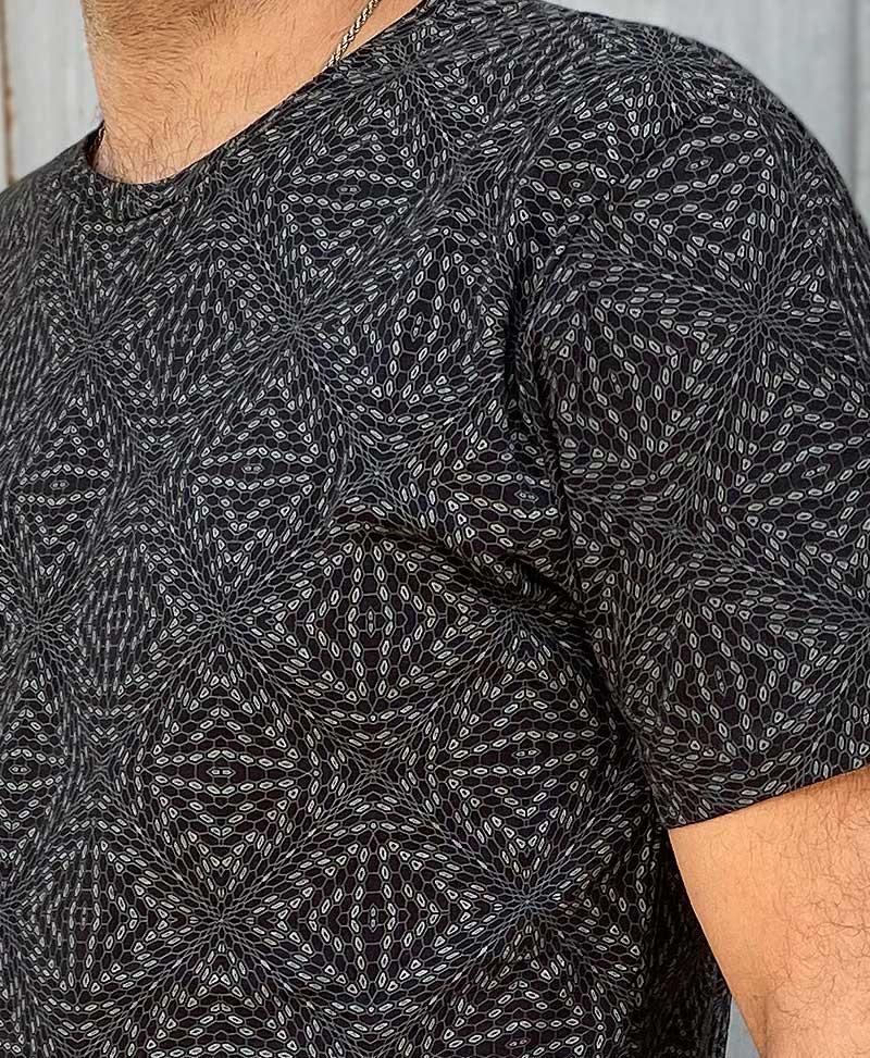 Hexit T-shirt ➟ Black