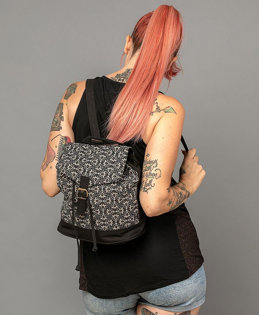 Hamsa Mini Backpack