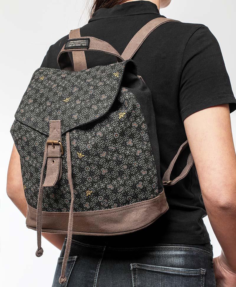 Bees Mini Backpack