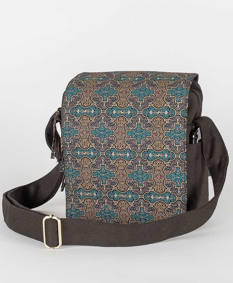 Shipibo Kené CrossBody Bag