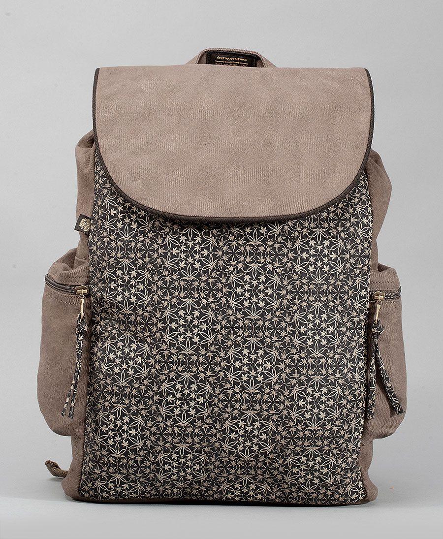 Hempi Backpack - Black