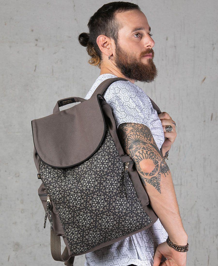 Hempi Backpack - Grey