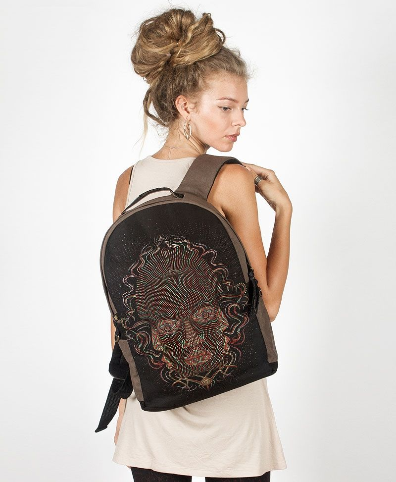 Trimurti Backpack - Round