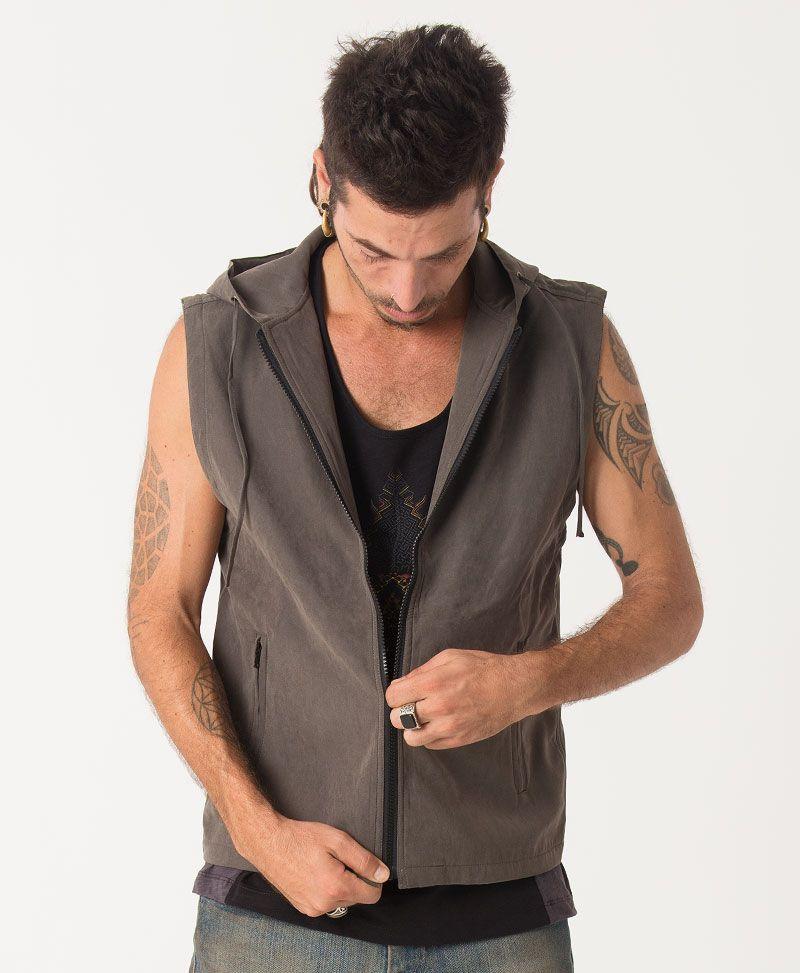Sikuli Microfiber Vest ➟ Olive