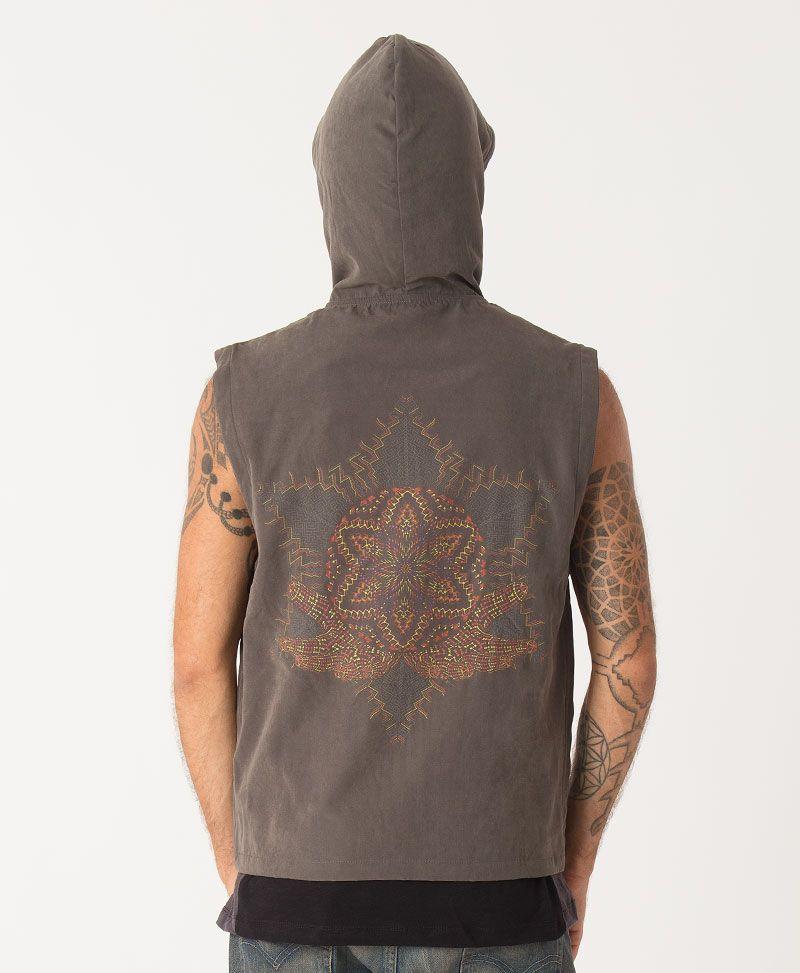 Anahata Microfiber Vest ➟ Olive