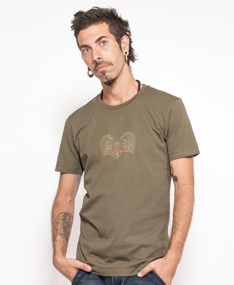 Uhloo T-shirt ➟ Olive