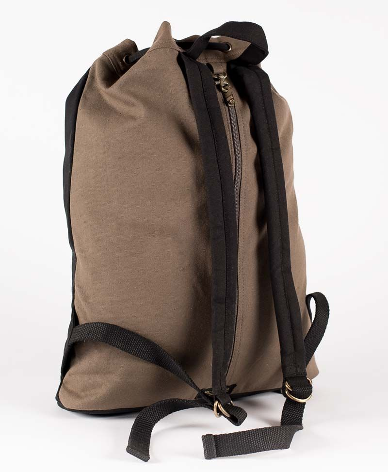 Trimurti  ➟ Padded Straps Drawstring Backpack