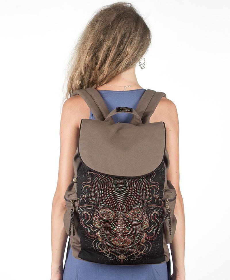 Trimurti Backpack - Grey