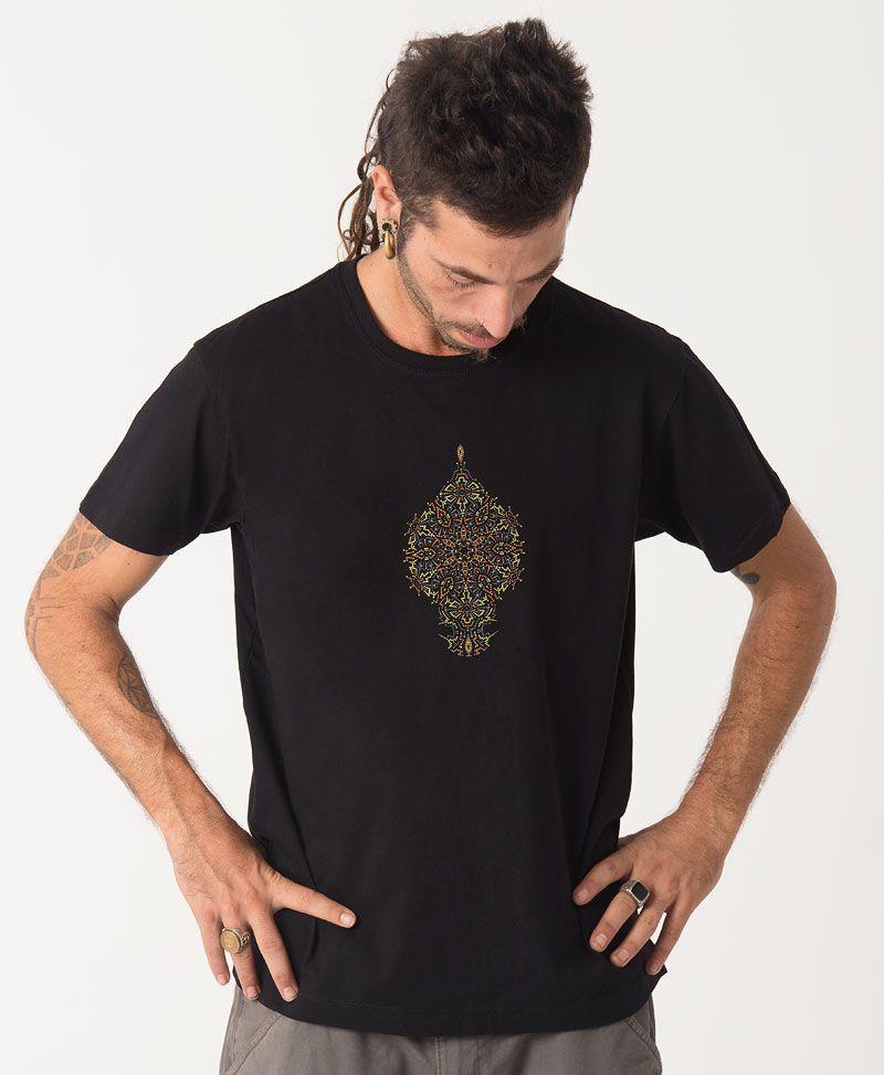 Peyote T-shirt ➟ Black