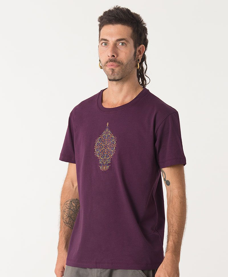 Peyote T-shirt ➟ Purple