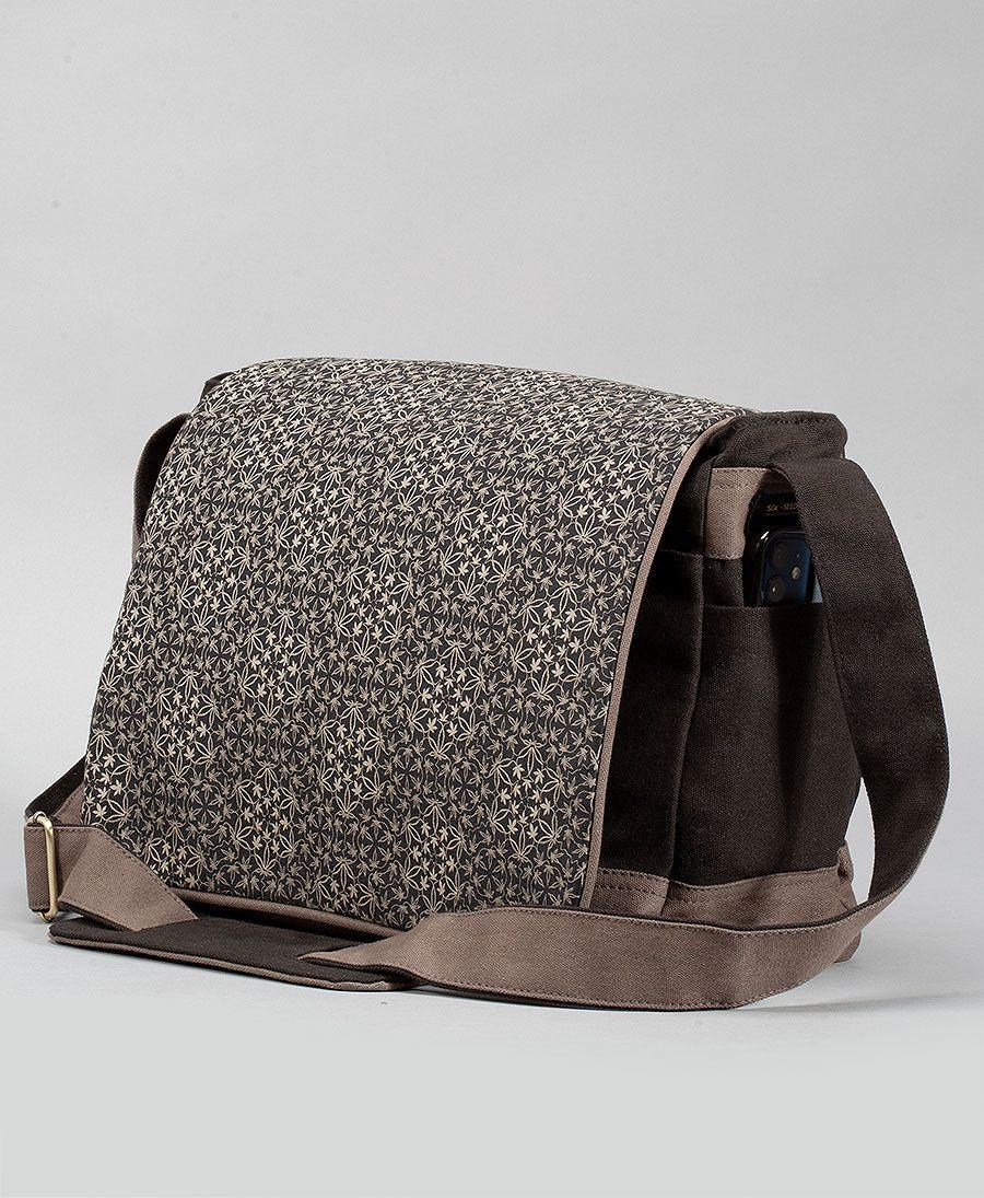 Hempi Messenger Bag