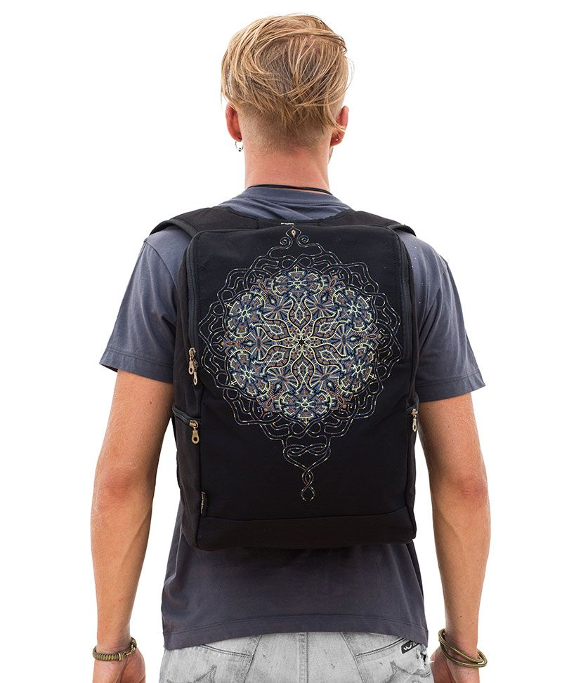 Peyote Backpack  - Square