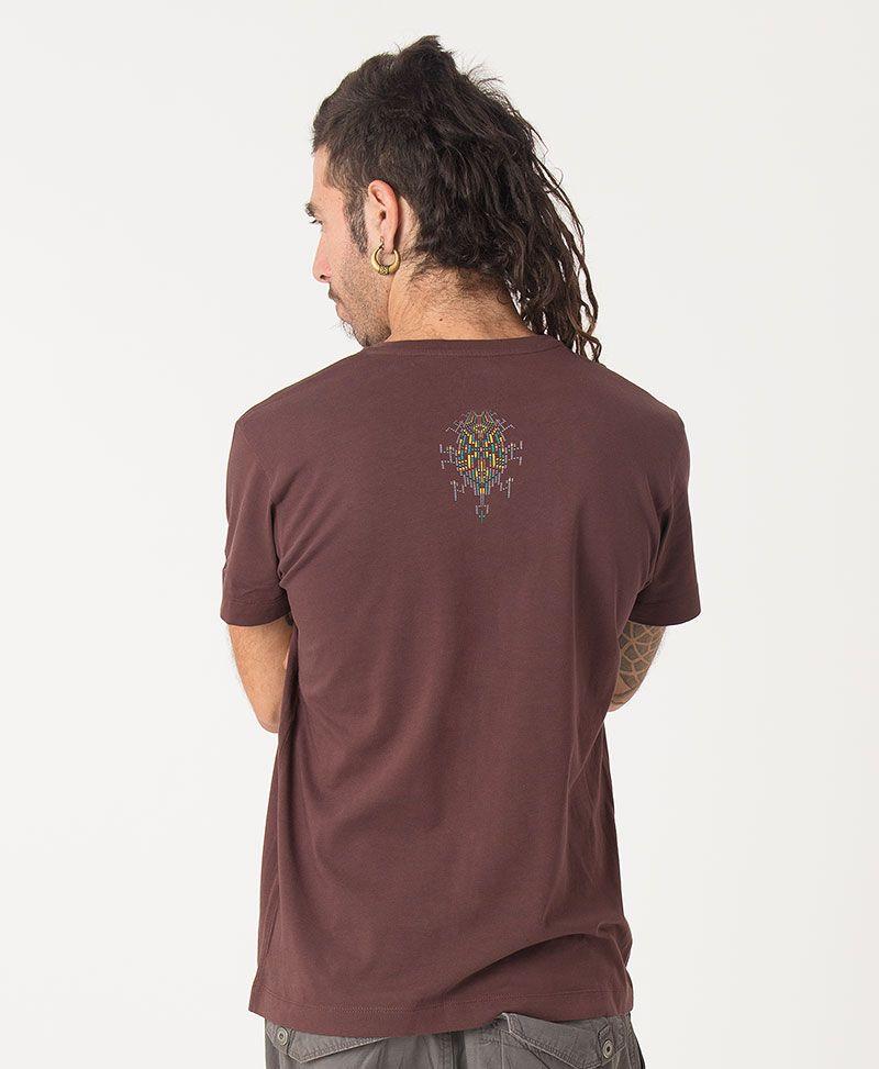 Sikuli T-shirt ➟ Brown