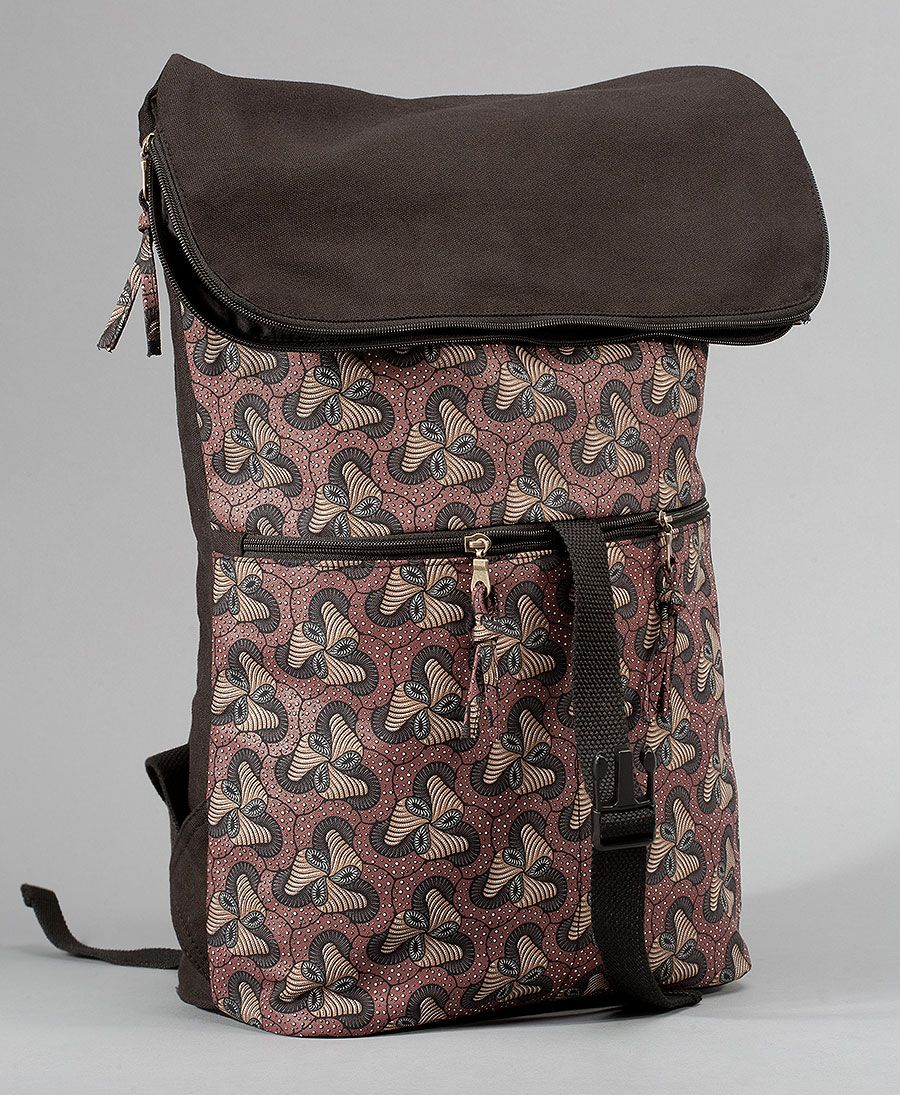 Fungi Roll-Top Backpack 25L