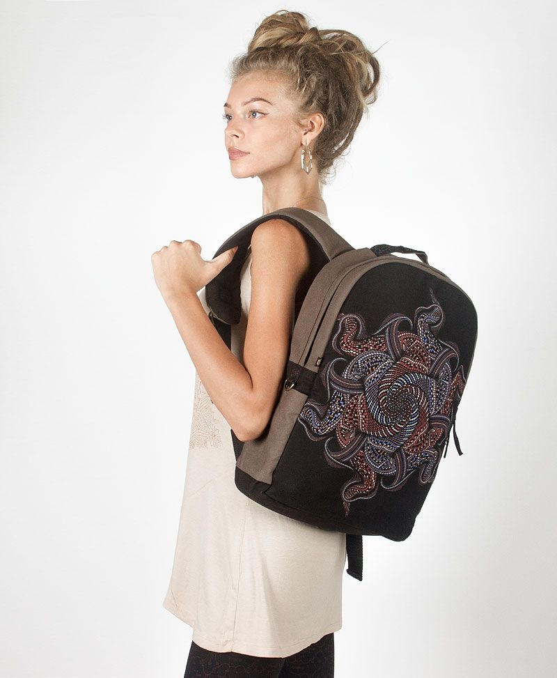 Vortex Backpack - Round - Grey