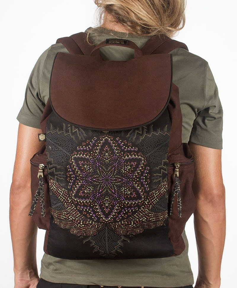 Anahata Backpack - Brown