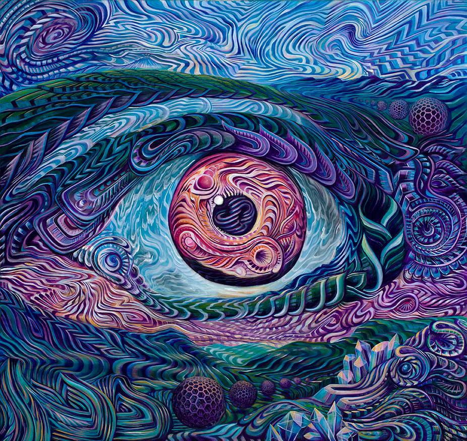 Blog Psychedelic Art Collaborations