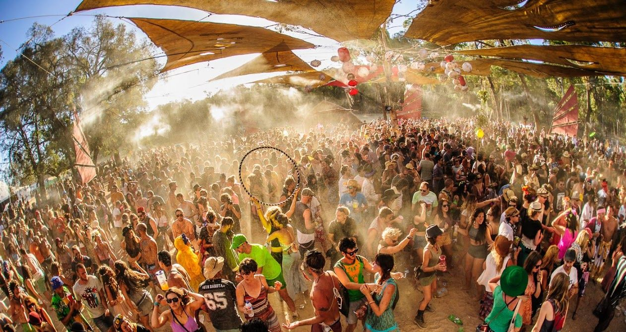 One of the best Psychedelic Trance music festivals in Europe!