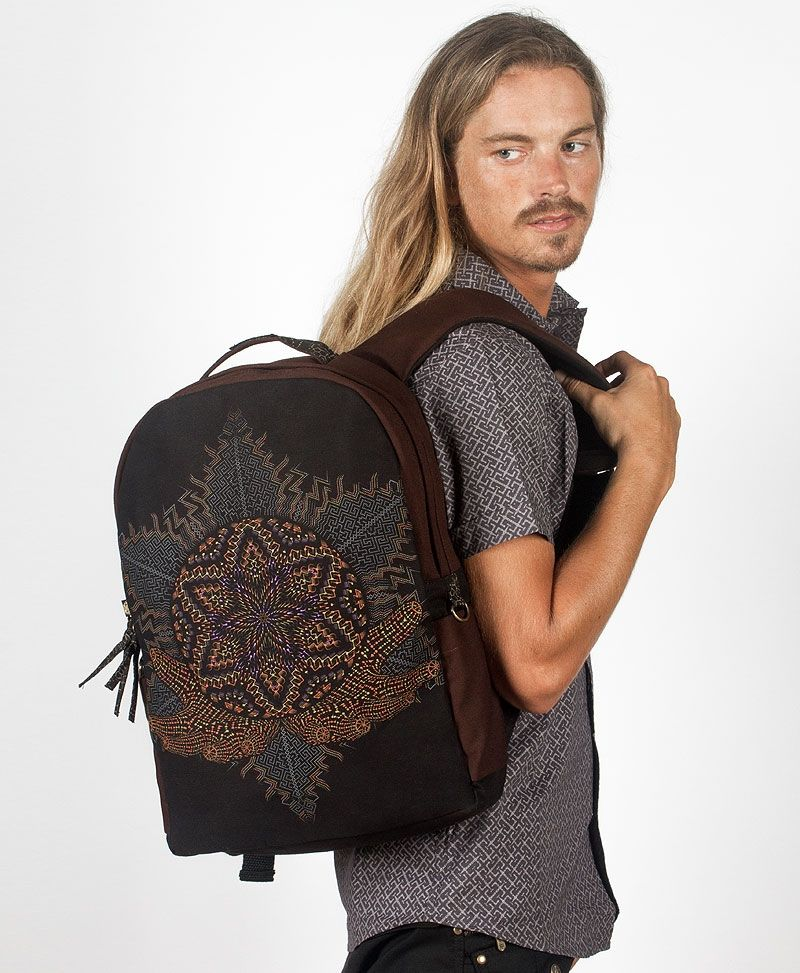 NEW Anahata Backpack - Round