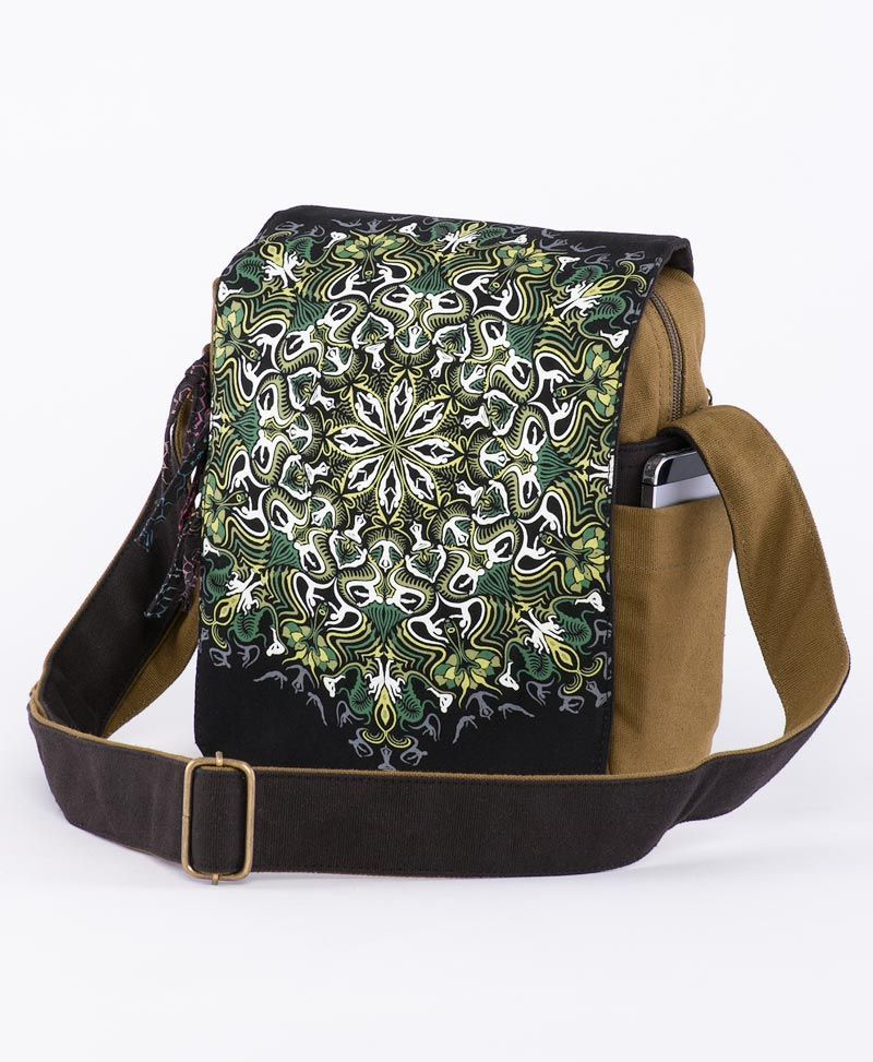 Lotusika CrossBody Bag
