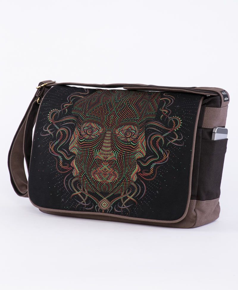 Trimurti Messenger Bag