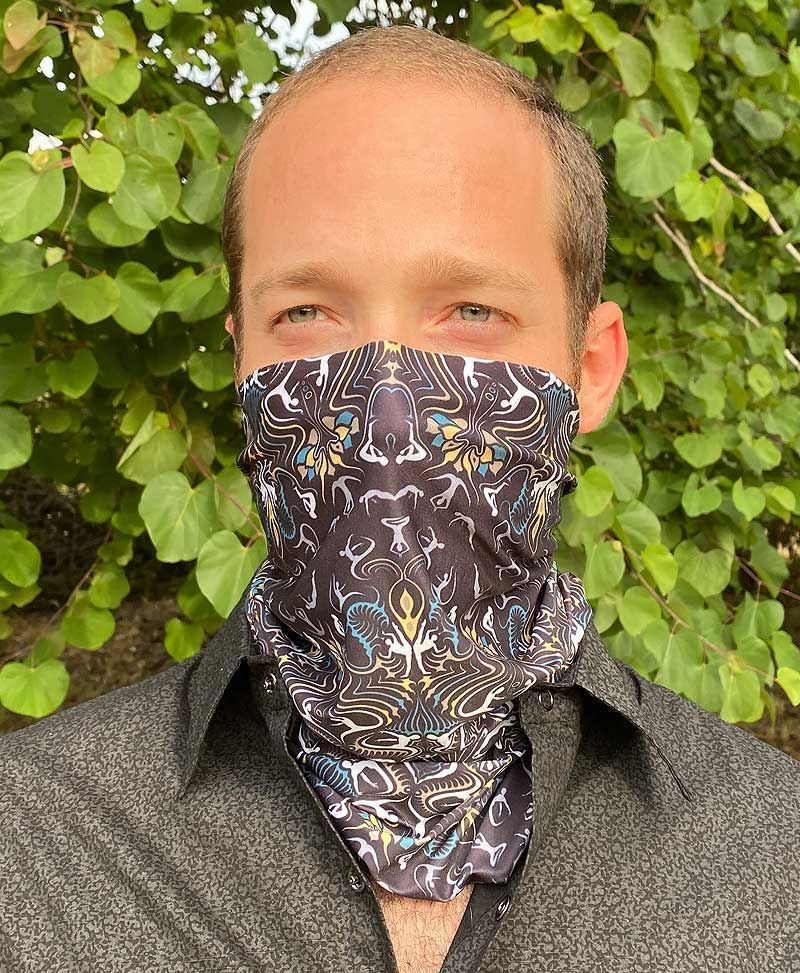 Multifunctional Bandana ➟ Lotusika