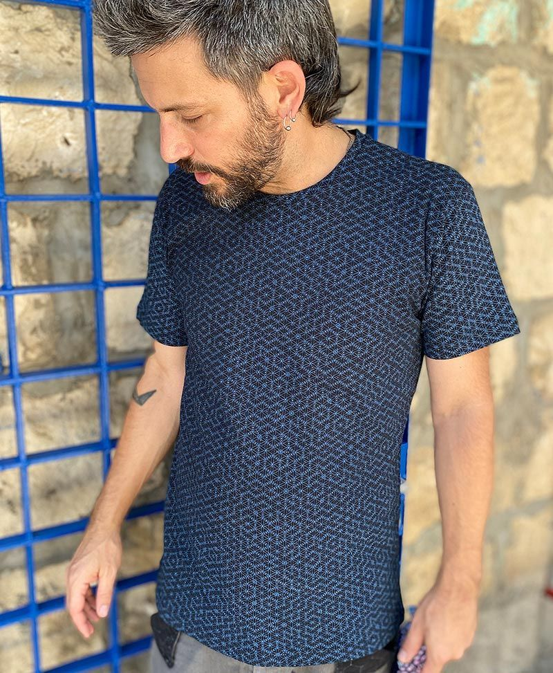 Seeds T-shirt ➟ Blue