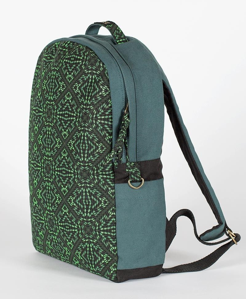 Hexit Backpack- Round