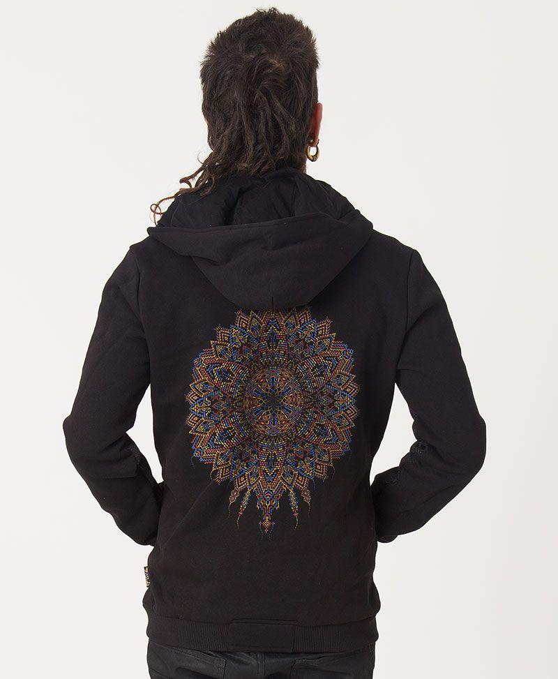 Mexica Hoodie Jacket