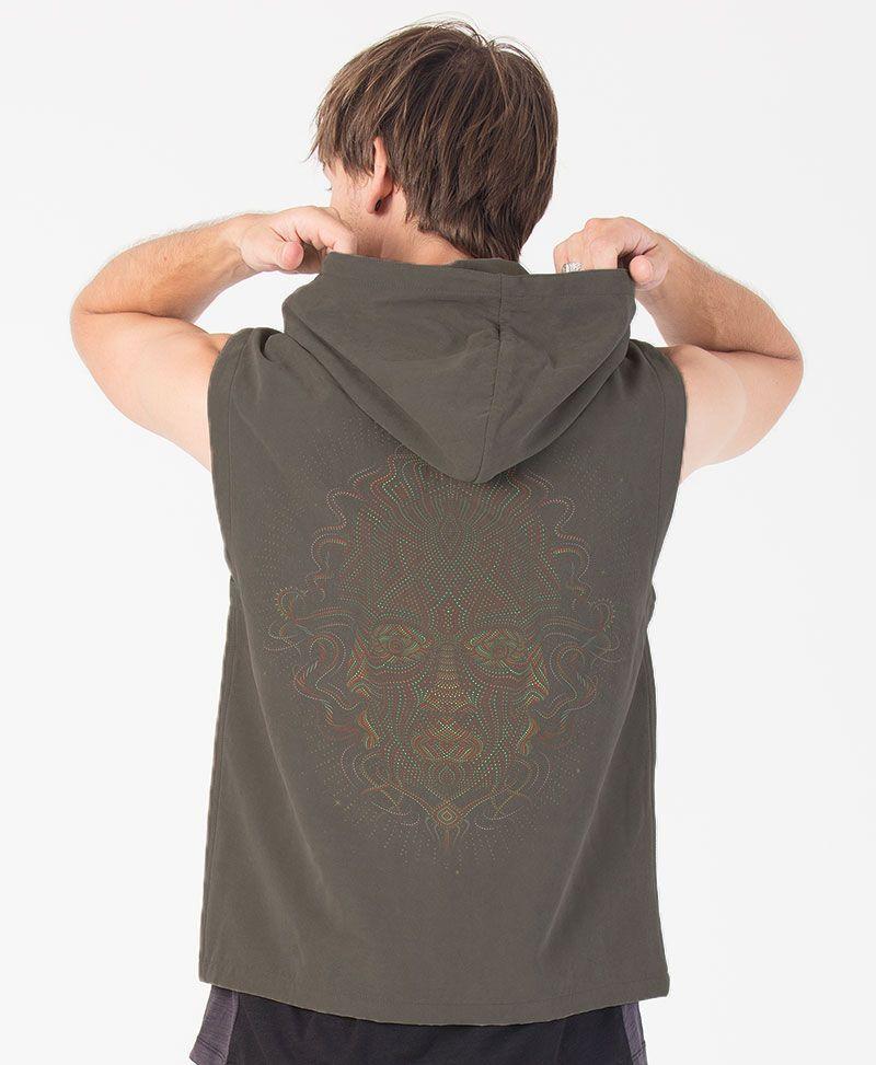 TriMurti Microfiber Vest ➟ Olive