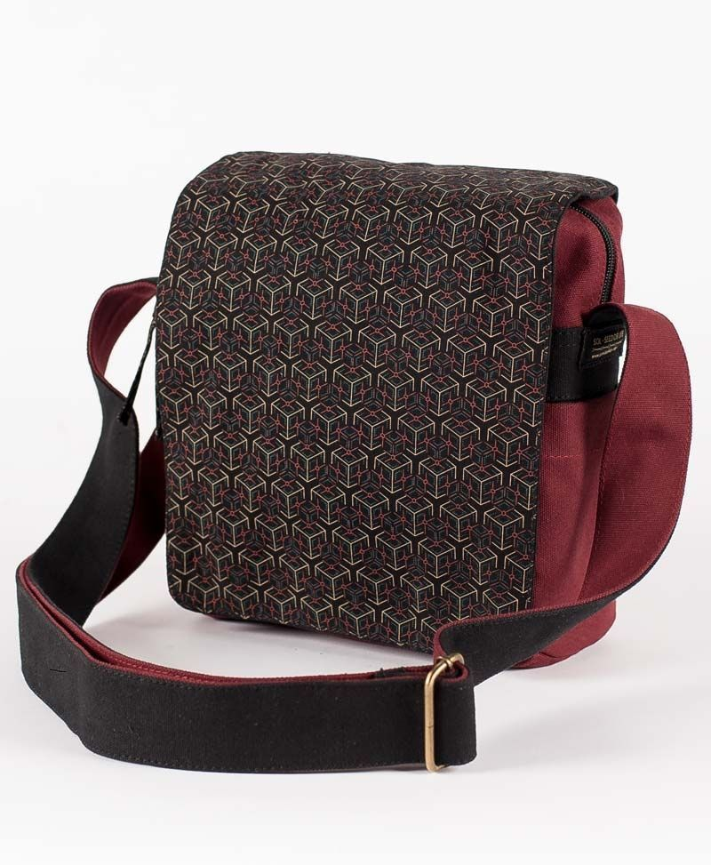 Kubic Crossbody Bag