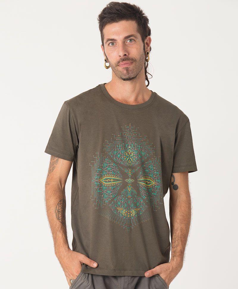 Sikuli T-shirt ➟ Olive