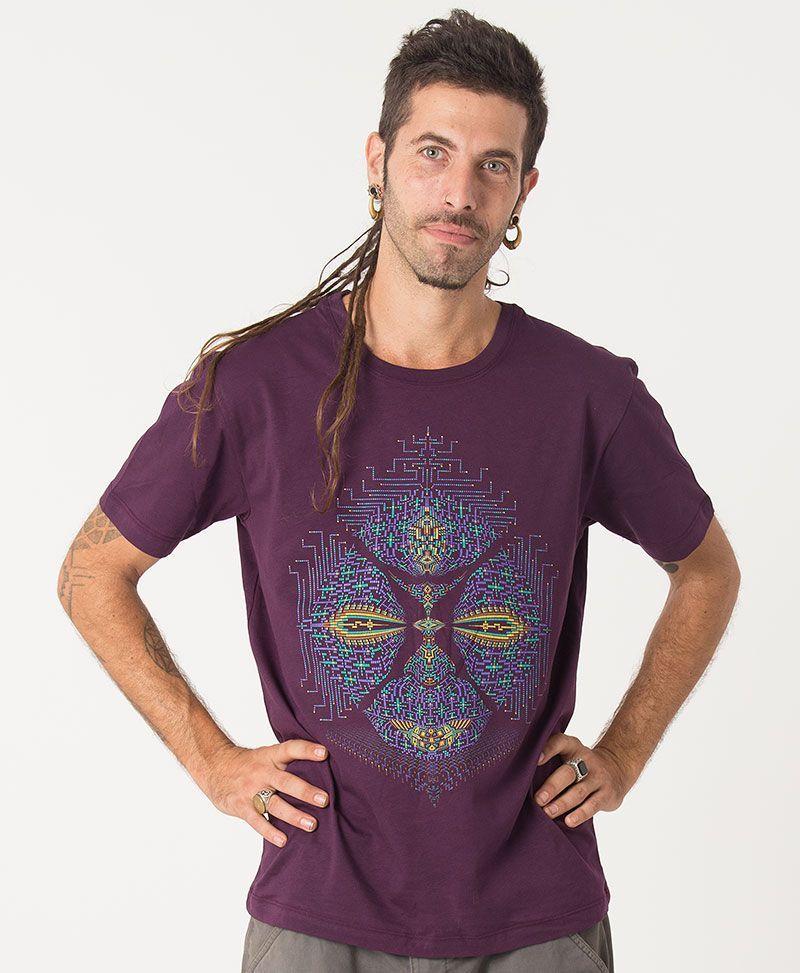 Sikuli T-shirt ➟ Purple
