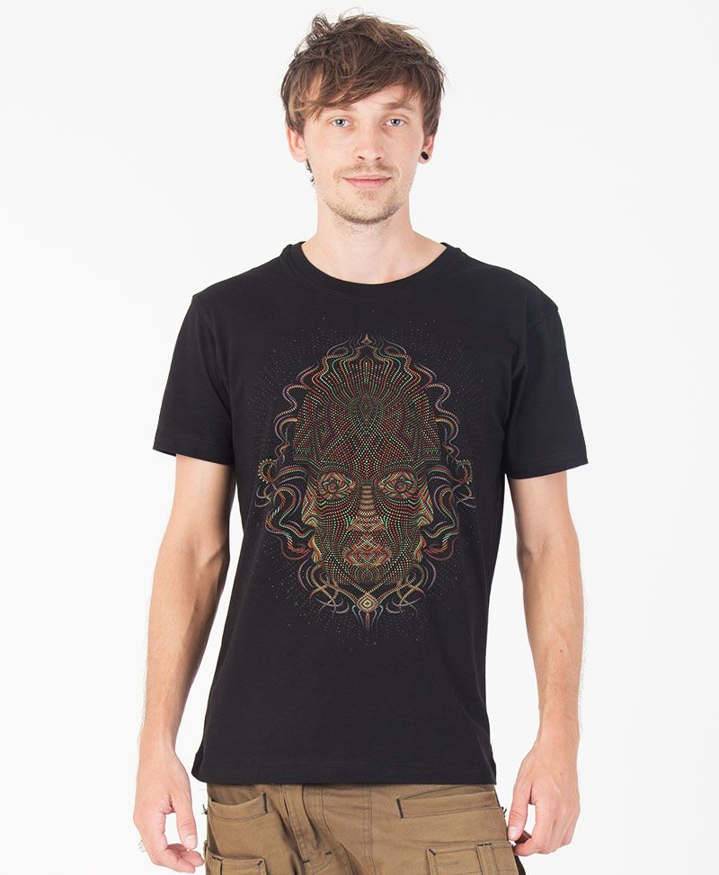 TriMurti T-shirt ➟ Black