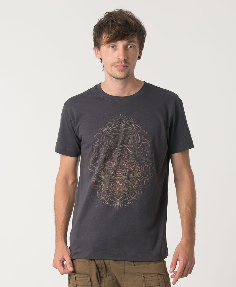 TriMurti T-shirt ➟ Grey