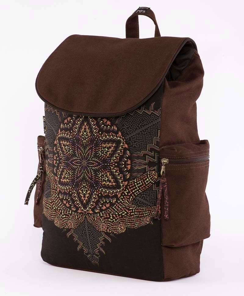 Anahata Backpack - Brown