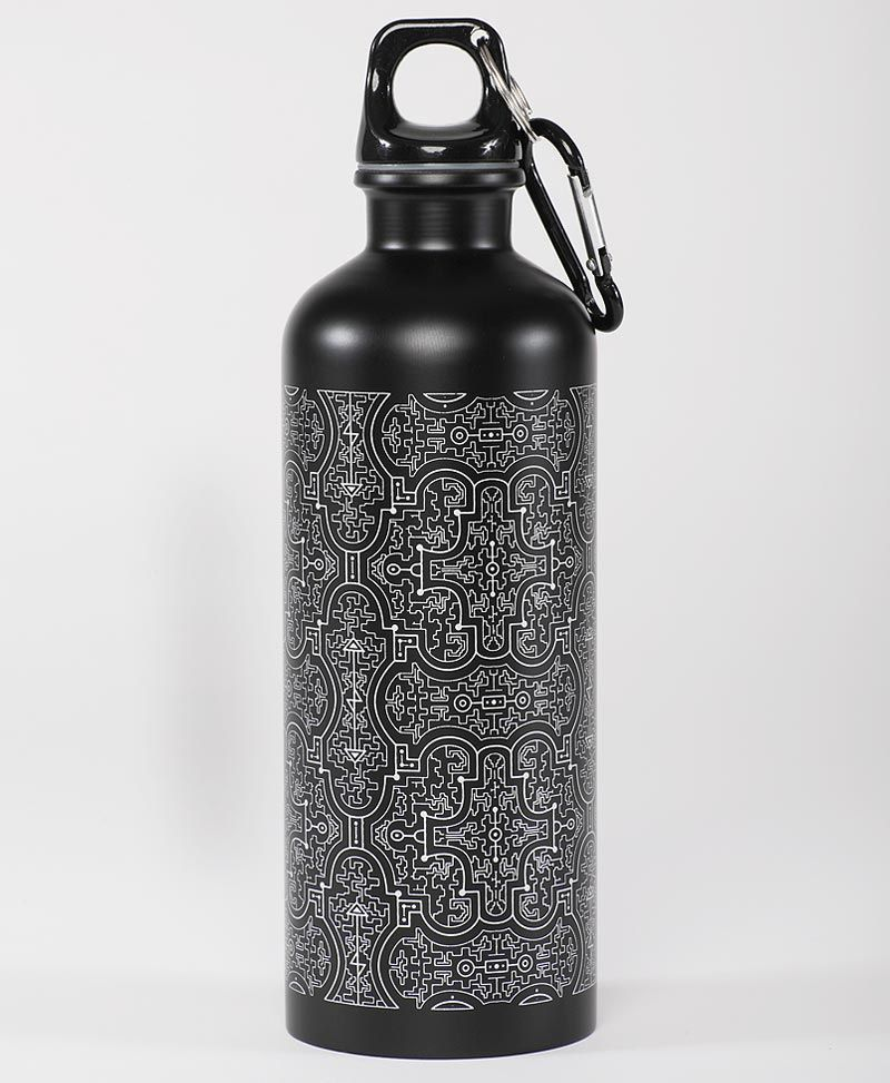 Shipibo Kené Bottle